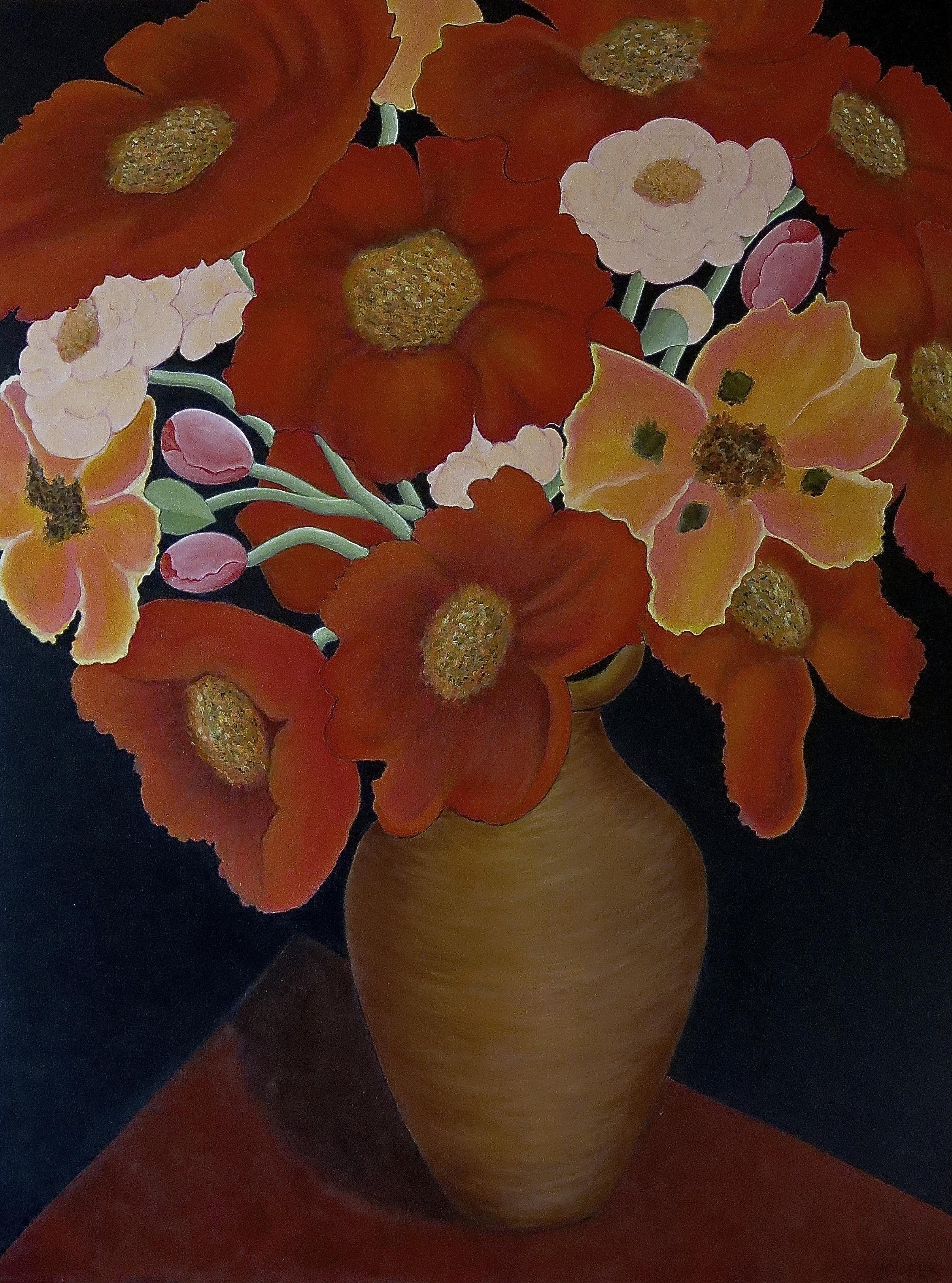 Poppies 36.75x48.75