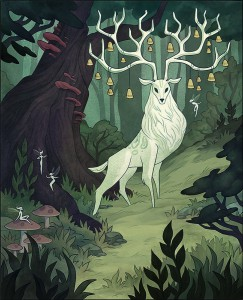 Forest, Disney Fantasia, Music Evolved, Jamie McKiernan