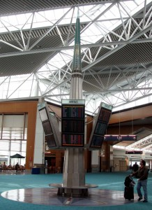 Rocket Tower, 2001, ABC Lobby