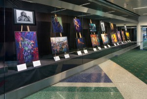 Portland Soul: Portraits in Jazz & Blues, Concourse E