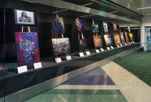 Portland Soul: Portraits in Jazz & Blues, Concourse E
